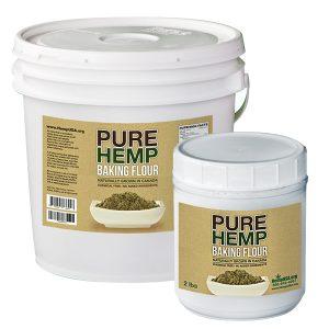 Pure Hemp Baking Powder 5and2lbs