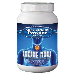 Micro Plant powder Iodine Now
